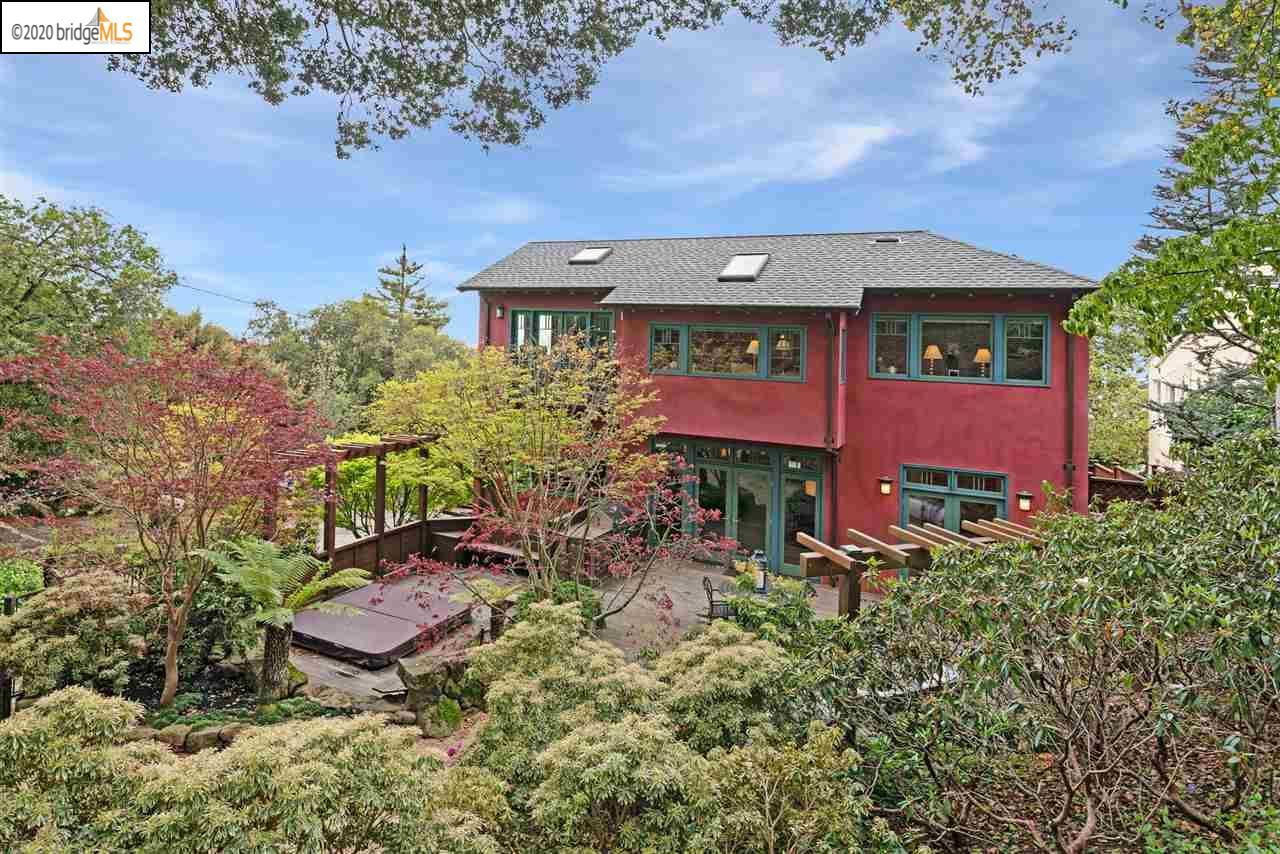 Photo for 273 Amherst Ave, KENSINGTON, CA 94708 (MLS # 40900250)