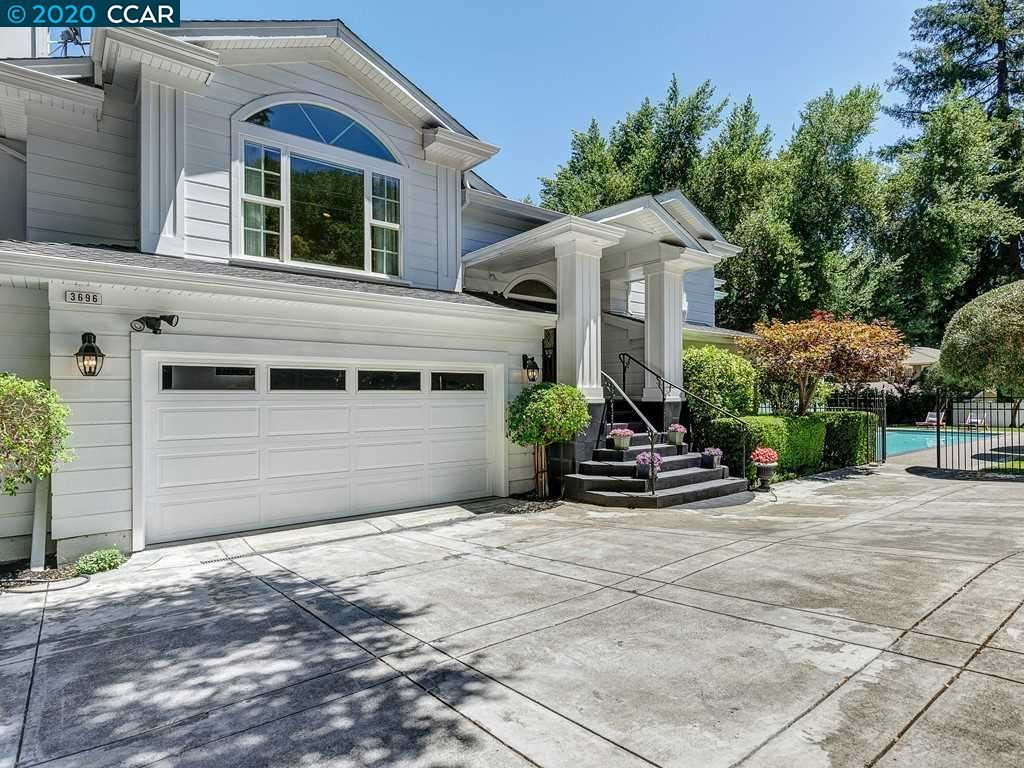 Photo of 3696 Happy Valley Rd, LAFAYETTE, CA 94549 (MLS # 40914250)