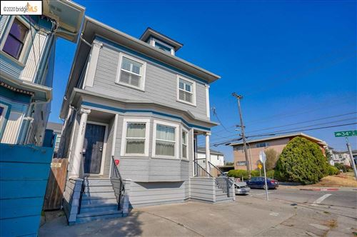 Photo of 3327 West St, OAKLAND, CA 94608 (MLS # 40922252)