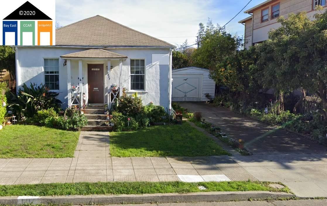 Photo for 1417 Northside Ave, BERKELEY, CA 94702-1121 (MLS # 40927256)