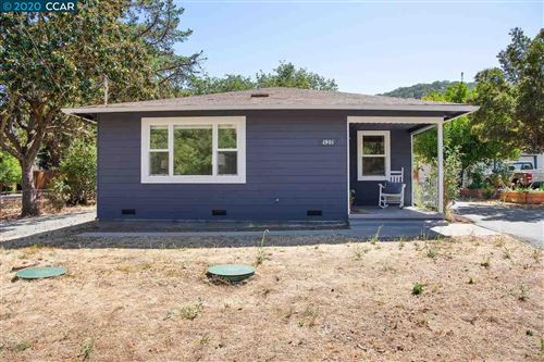 Photo of 1901 Franklin Canyon Rd., MARTINEZ, CA 94553 (MLS # 40912257)