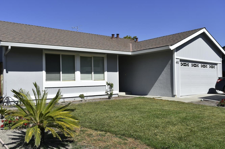 451 Madison Drive, San Jose, CA 95123 - MLS#: ML81865257