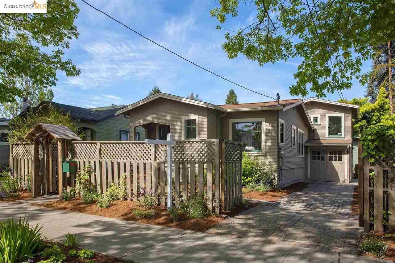Photo of 2316 California St, BERKELEY, CA 94703 (MLS # 40948258)