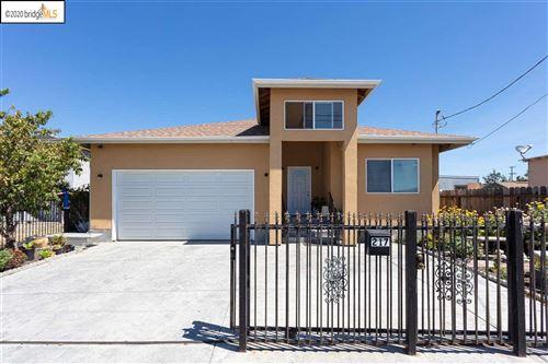 Photo of 217 Vernon Ave, RICHMOND, CA 94801 (MLS # 40911259)