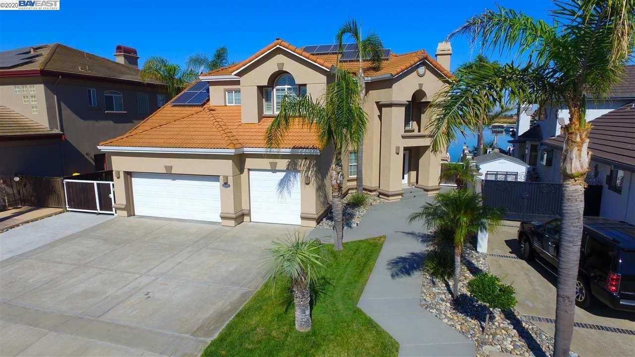 1690 Riverlake Rd, Discovery Bay, CA 94505 - MLS#: 40915259