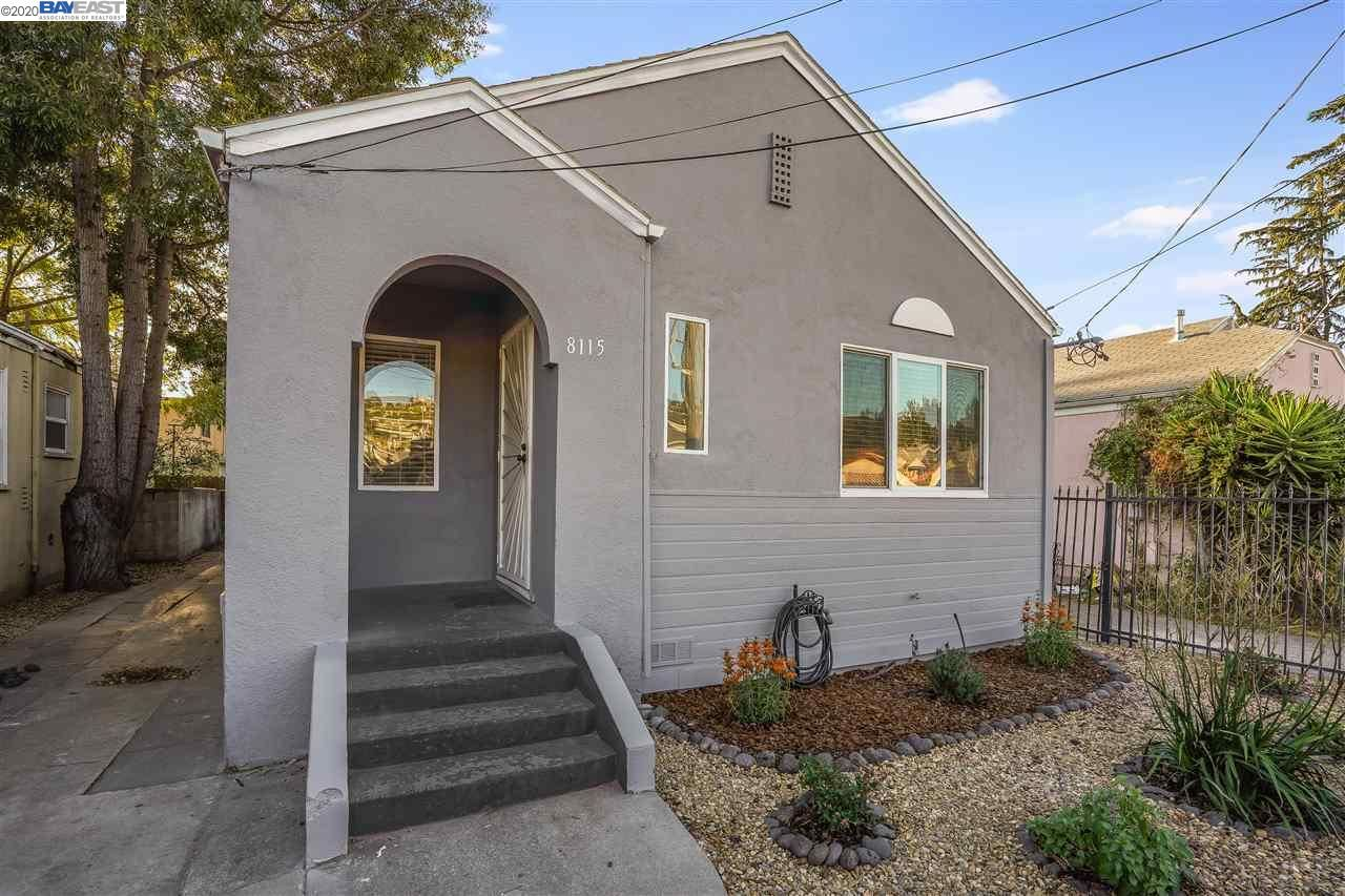 Photo for 8115 Hillside Street, OAKLAND, CA 94605-3457 (MLS # 40930264)