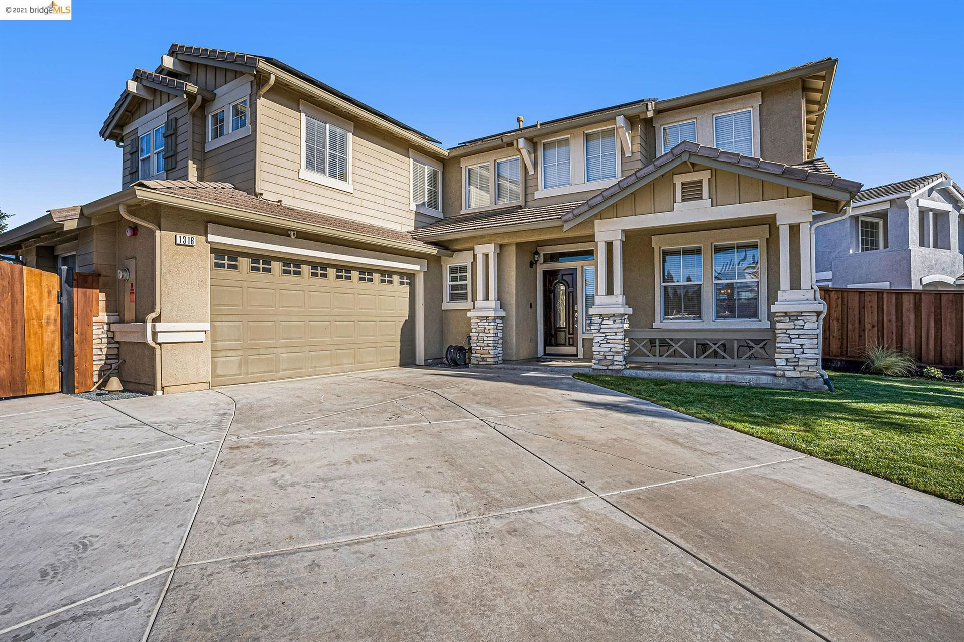 Photo of 1316 Muscat Ct, Brentwood, CA 94513 (MLS # 40971266)