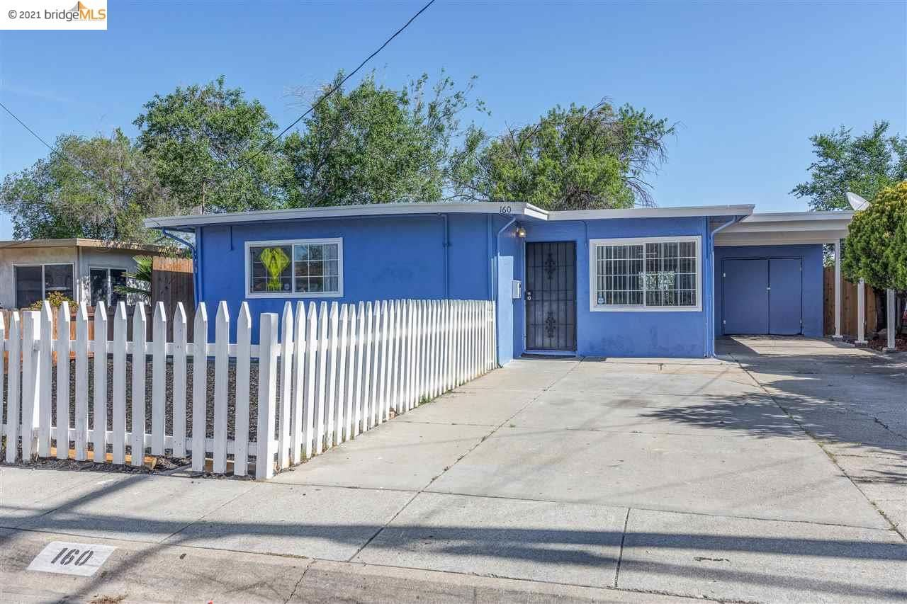 Photo of 160 Shore Rd, BAY POINT, CA 94565 (MLS # 40949269)