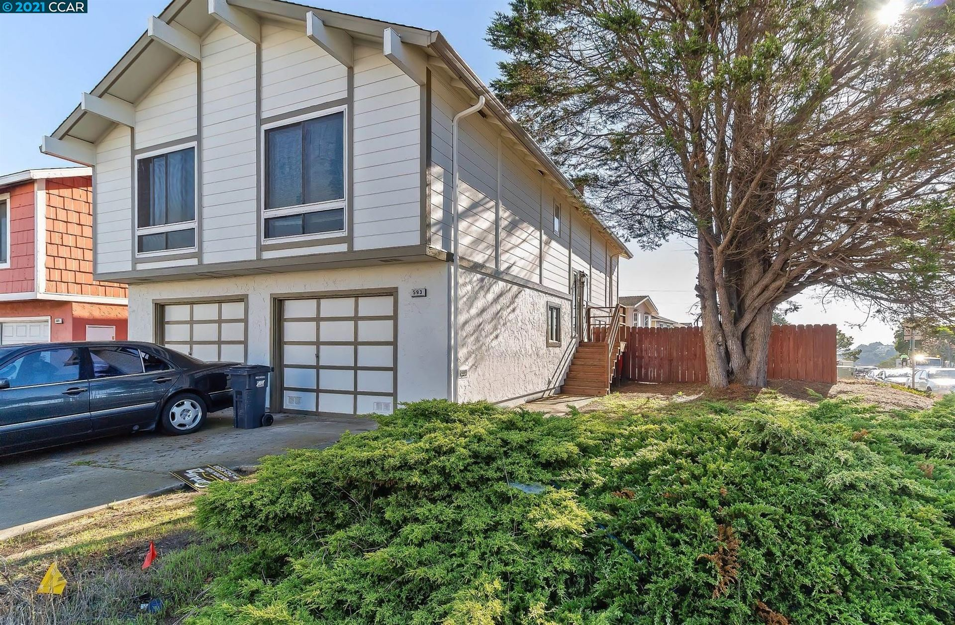 593 King Dr, Daly City, CA 94015 - MLS#: 40972270