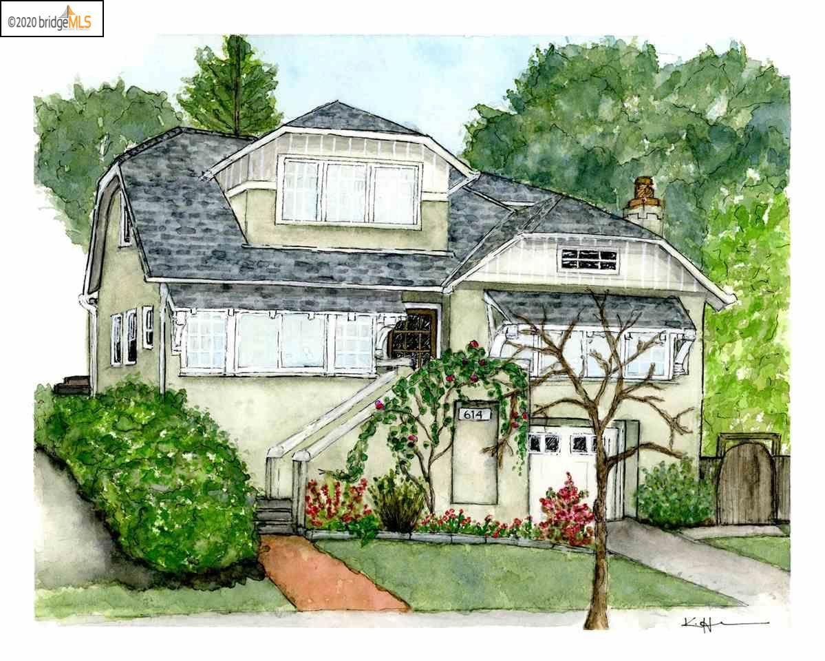 614 Boulevard Way, Oakland, CA 94610 - MLS#: 40922271
