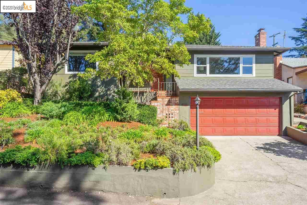 Photo for 4745 Lincoln Ave, OAKLAND, CA 94602 (MLS # 40927272)