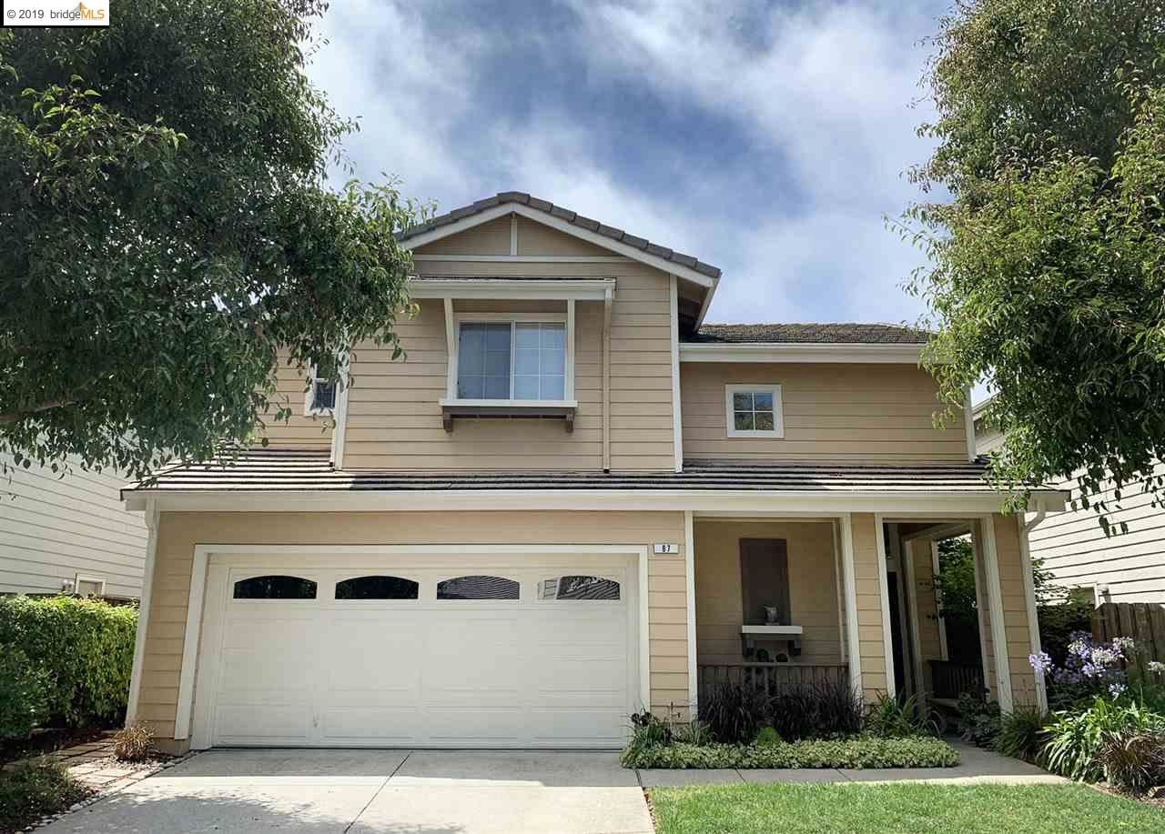Photo for 87 Crystal Cove Court, RICHMOND, CA 94804-74 (MLS # 40889274)
