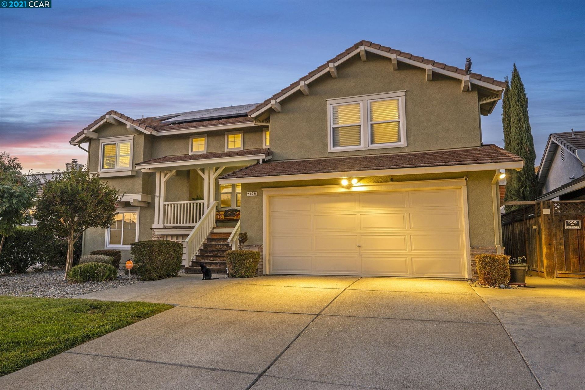 Photo of 2379 Whitetail Drive, Antioch, CA 94531 (MLS # 40971278)