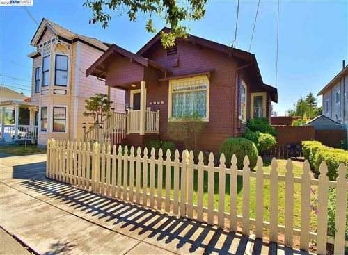 Photo of 1252 Pearl St, ALAMEDA, CA 94501 (MLS # 40904280)