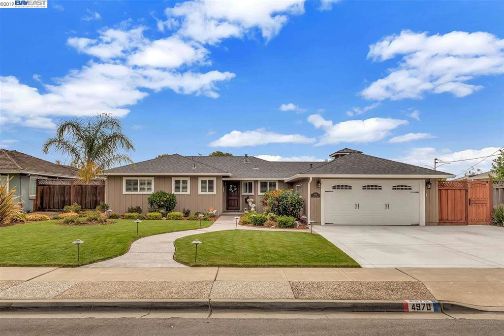 Photo for 4970 Eggers Dr, FREMONT, CA 94536 (MLS # 40879280)