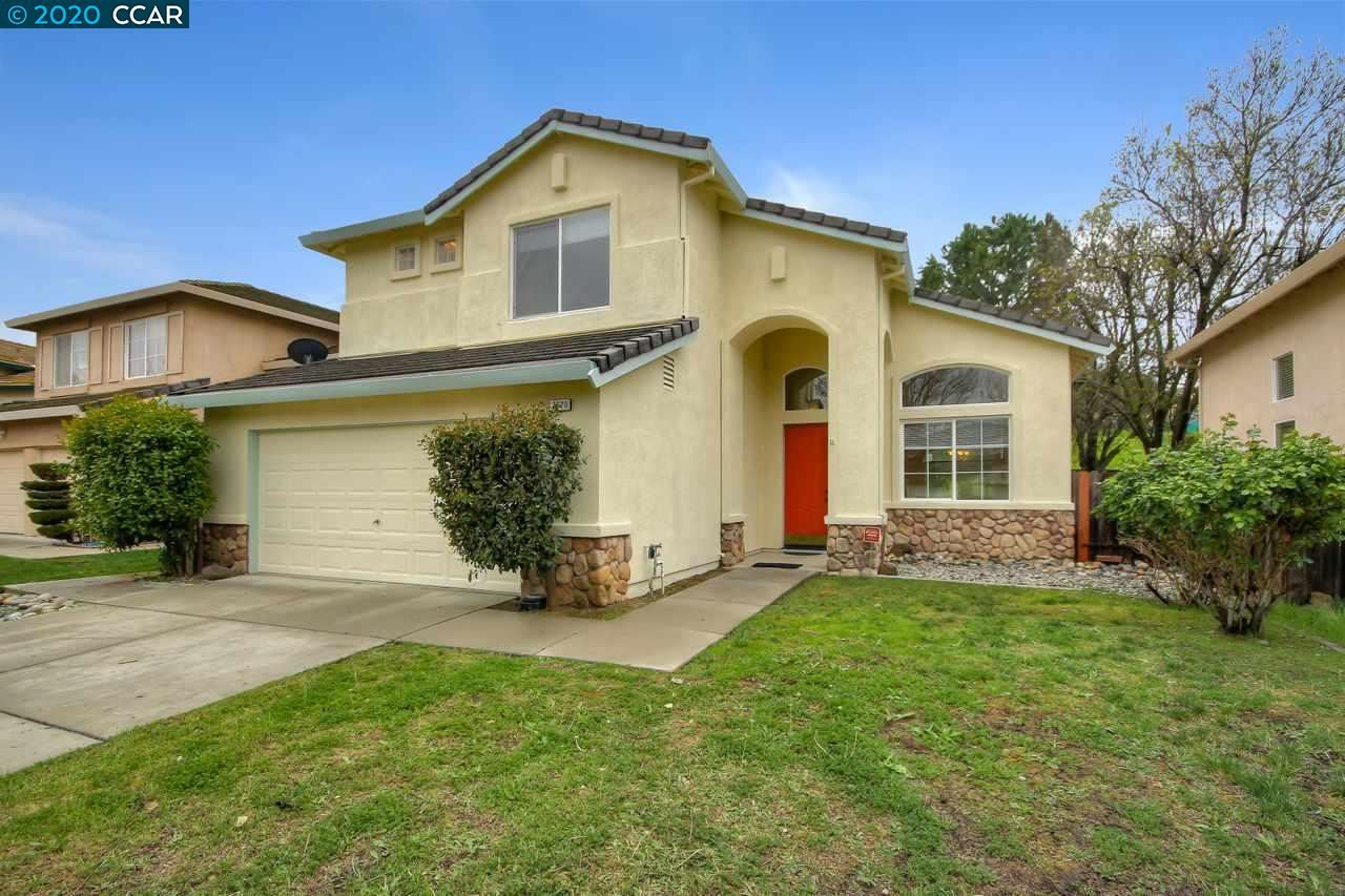 Photo of 2620 Strawberry Ct, ANTIOCH, CA 94531 (MLS # 40900290)