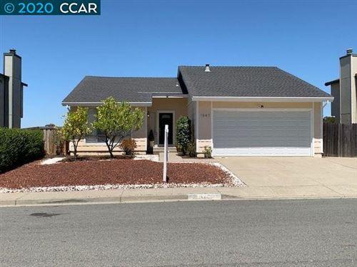 Photo of 1547 Partridge Drive, HERCULES, CA 94547-1601 (MLS # 40910293)