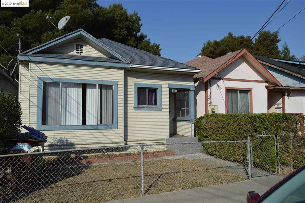Photo for 551 18Th St, RICHMOND, CA 94801 (MLS # 40885293)