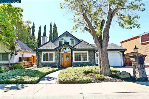 Photo of 4166 Huckleberry Dr, CONCORD, CA 94521 (MLS # 40922295)