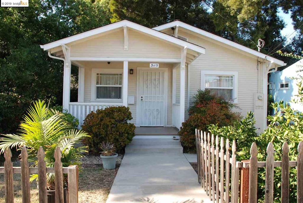 Photo for 3115 60Th Ave, OAKLAND, CA 94605 (MLS # 40885297)