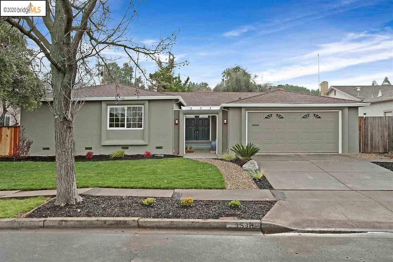Photo for 1518 Thornwood, CONCORD, CA 94521 (MLS # 40892297)