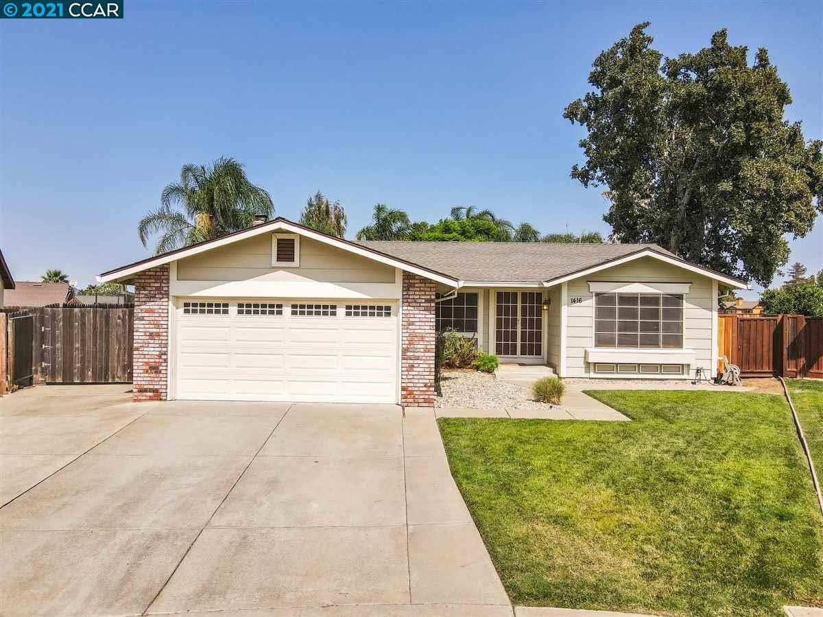 Photo for 1416 Forest Ct, OAKLEY, CA 94561 (MLS # 40935300)
