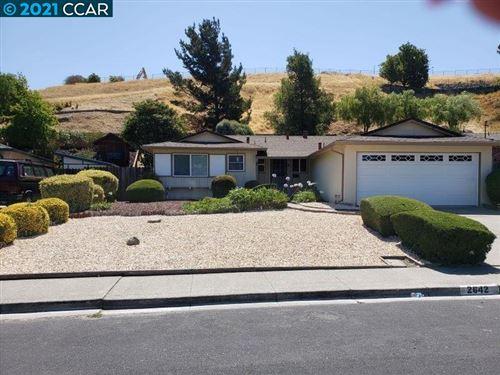 Photo of 2642 Kavanagh Rd, SAN PABLO, CA 94806 (MLS # 40960301)
