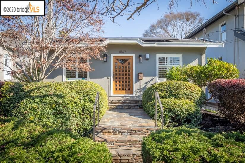 Photo for 5874 Chabot Court, OAKLAND, CA 94618 (MLS # 40892303)