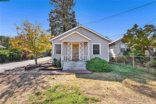 Photo of 4552 Blum Rd, MARTINEZ, CA 94553 (MLS # 40967310)