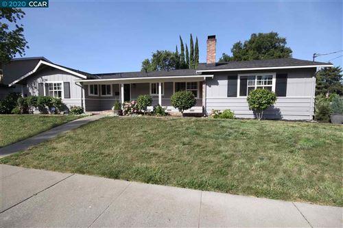 Photo of 1327 Arkell Rd, WALNUT CREEK, CA 94598 (MLS # 40910312)
