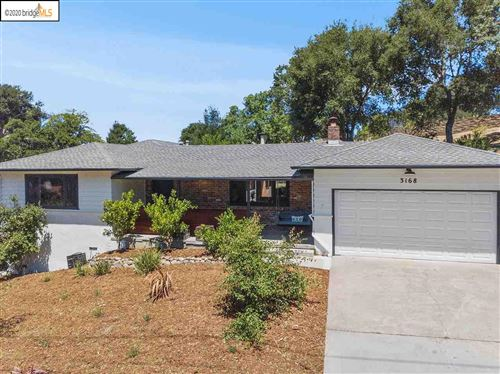 Photo of 3168 Rohrer Dr, LAFAYETTE, CA 94549 (MLS # 40911314)