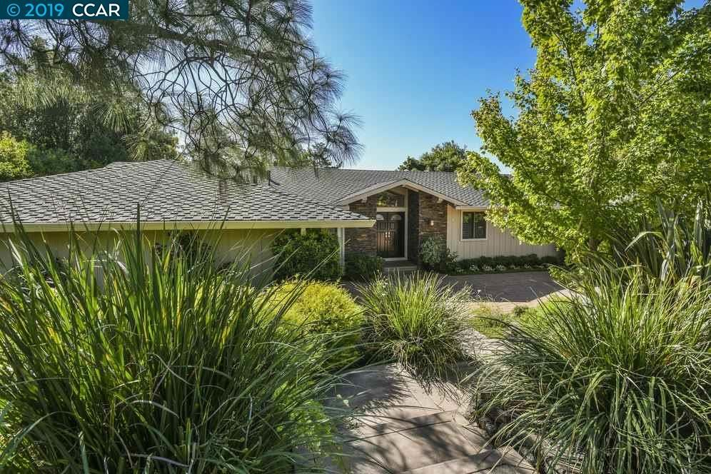 Photo for 3485 Valley Vista Rd, WALNUT CREEK, CA 94598 (MLS # 40885315)
