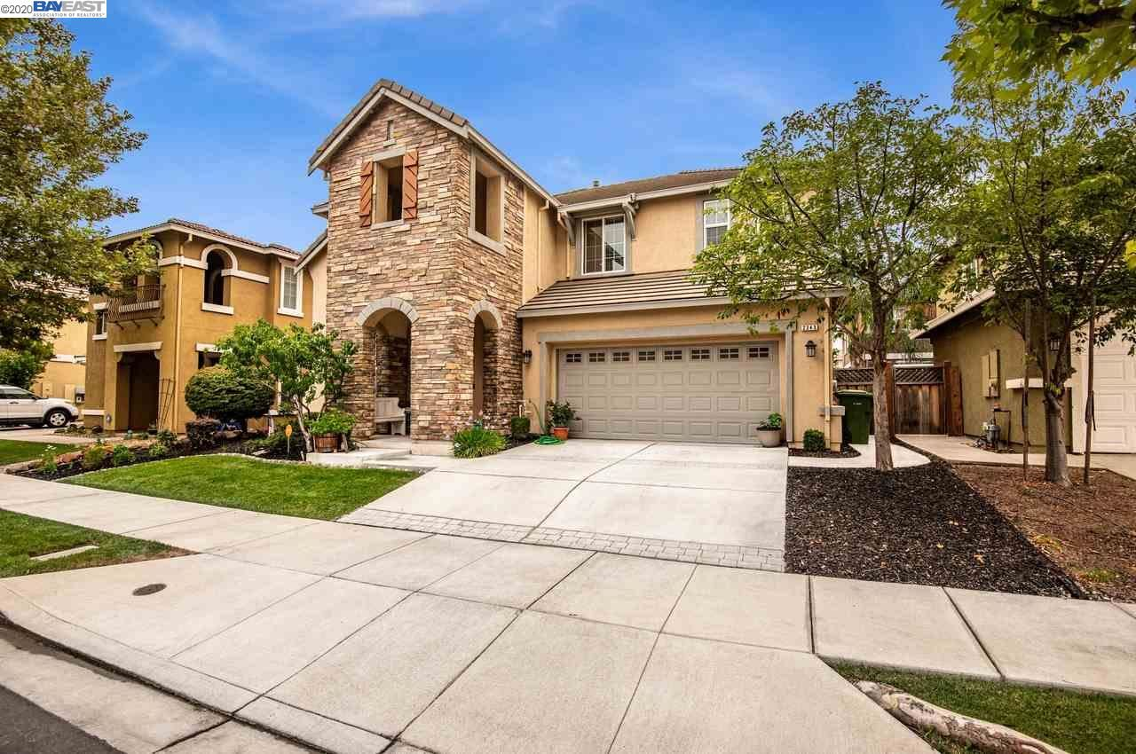 Photo of 2343 Blue Ridge Ave, BRENTWOOD, CA 94513 (MLS # 40921316)