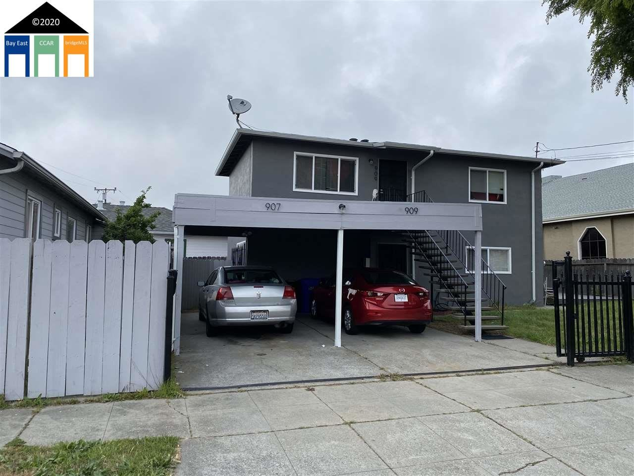Photo of 4225 Rosewood ave #SFR, RICHMOND, CA 94804 (MLS # 40905318)