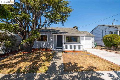 Photo of 5511 Garvin Ave, RICHMOND, CA 94805 (MLS # 40960320)