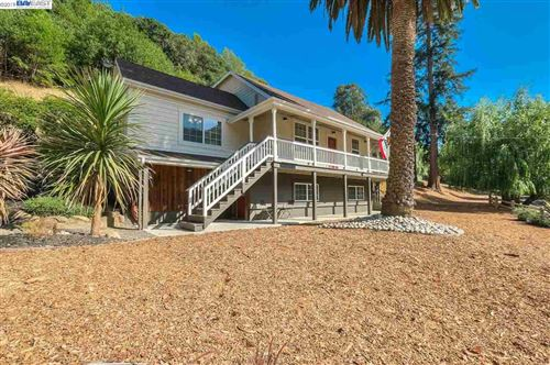 Photo of 18208 Cull Canyon Rd, CASTRO VALLEY, CA 94552 (MLS # 40880324)