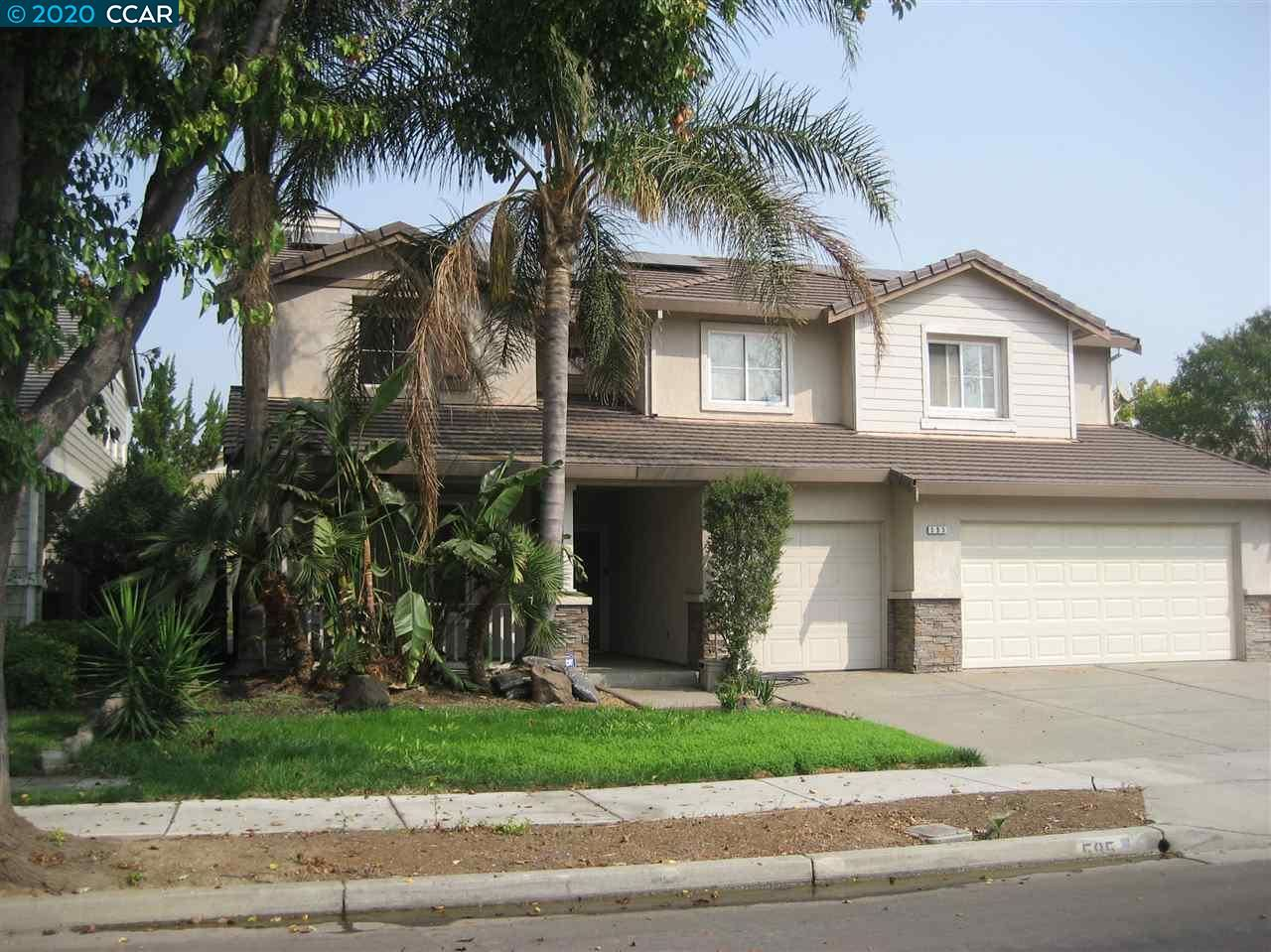 595 Bartlett Ct, Brentwood, CA 94513 - MLS#: 40922328