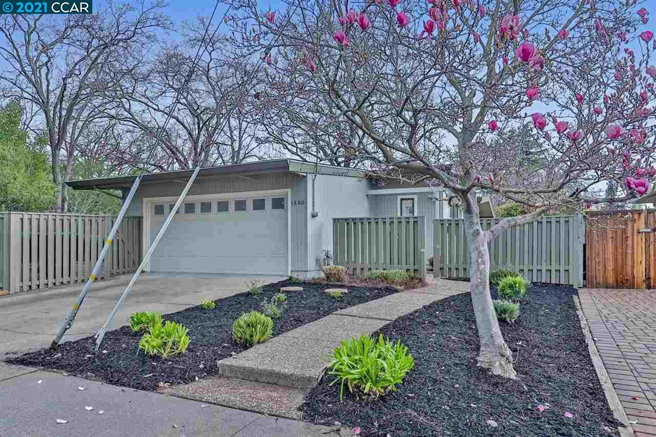 Photo for 1890 Eloise Ave, PLEASANT HILL, CA 94523 (MLS # 40935335)
