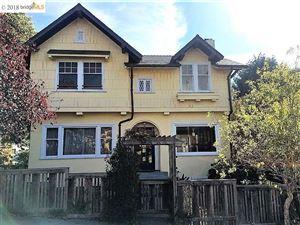 Photo of 1920 Yolo Ave, BERKELEY, CA 94707 (MLS # 40844337)