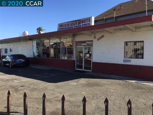 Photo of 2300 Sonoma Blvd, VALLEJO, CA 94590 (MLS # 40926341)