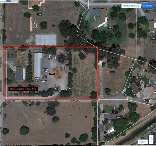 Photo of 1640 Lone Oak Rd, BRENTWOOD, CA 94513 (MLS # 40908343)