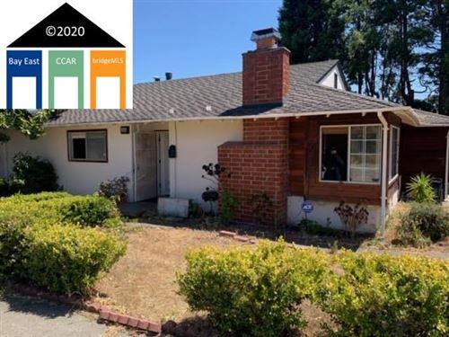 Photo of 4504 Santa Rita Road, RICHMOND, CA 94803 (MLS # 40912345)