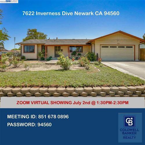 Photo of 7622 Inverness Dr, NEWARK, CA 94560 (MLS # 40910352)