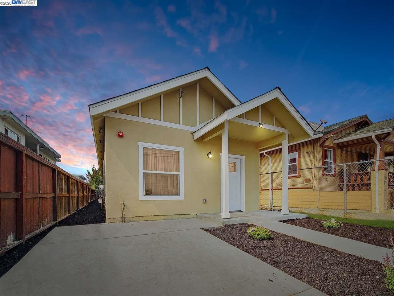 1725 62Nd Ave, Oakland, CA 94621 - MLS#: 40919353