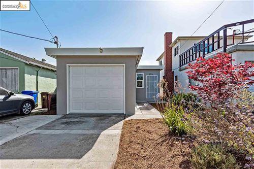 Photo of 2711 Carlson Blvd, RICHMOND, CA 94804 (MLS # 40912357)