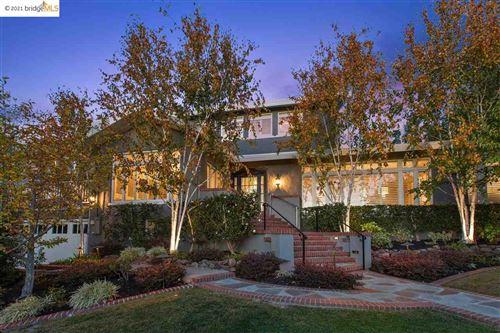 Photo of 213 Mountain Avenue, PIEDMONT, CA 94611-3505 (MLS # 40934357)