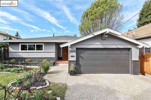 Photo of 3909 Madrone Avenue, OAKLAND, CA 94619 (MLS # 40896358)