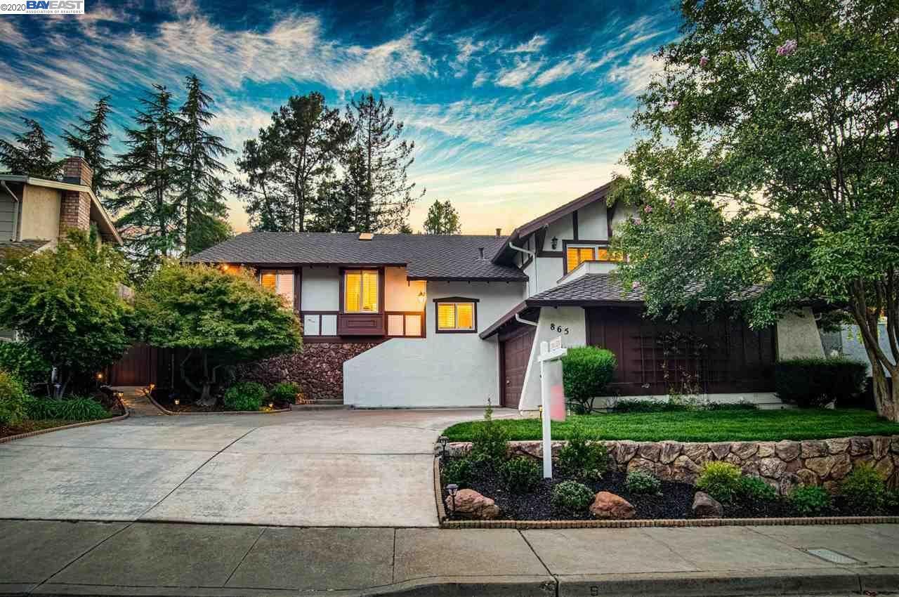 Photo for 865 Concord St, PLEASANTON, CA 94566 (MLS # 40912359)