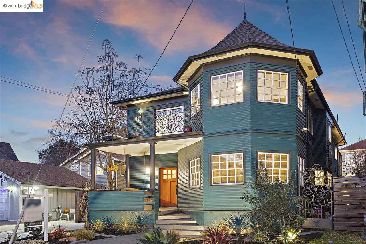 Photo of 3117 Ellis St, BERKELEY, CA 94703 (MLS # 40935359)