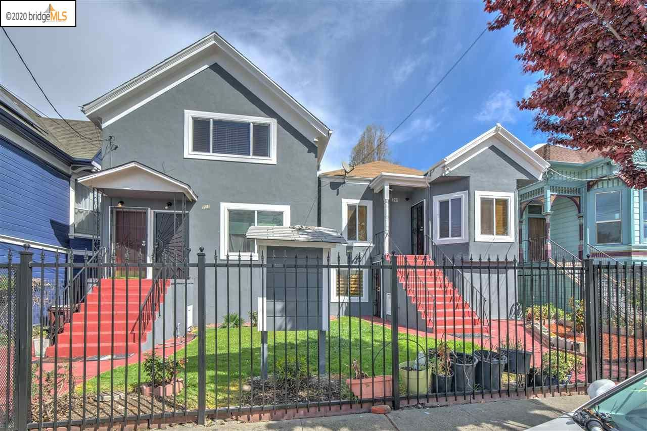 Photo for 700 29Th St, OAKLAND, CA 94609 (MLS # 40900360)
